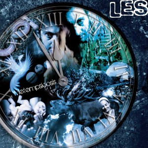 L.E.S. - Metempsicosis Official CD Cover