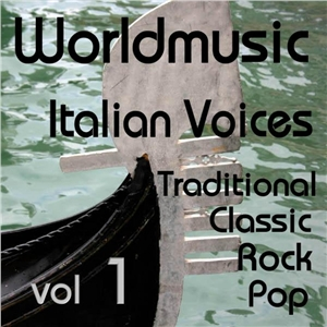 World Music Italian Voices 1
