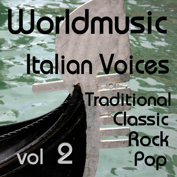 World Music Italian Voices 2