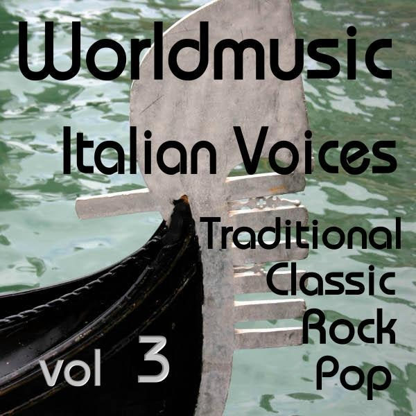 World Music Italian Voices 3