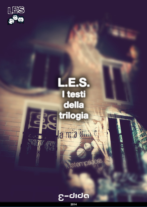 L.E.S. ebook Cover